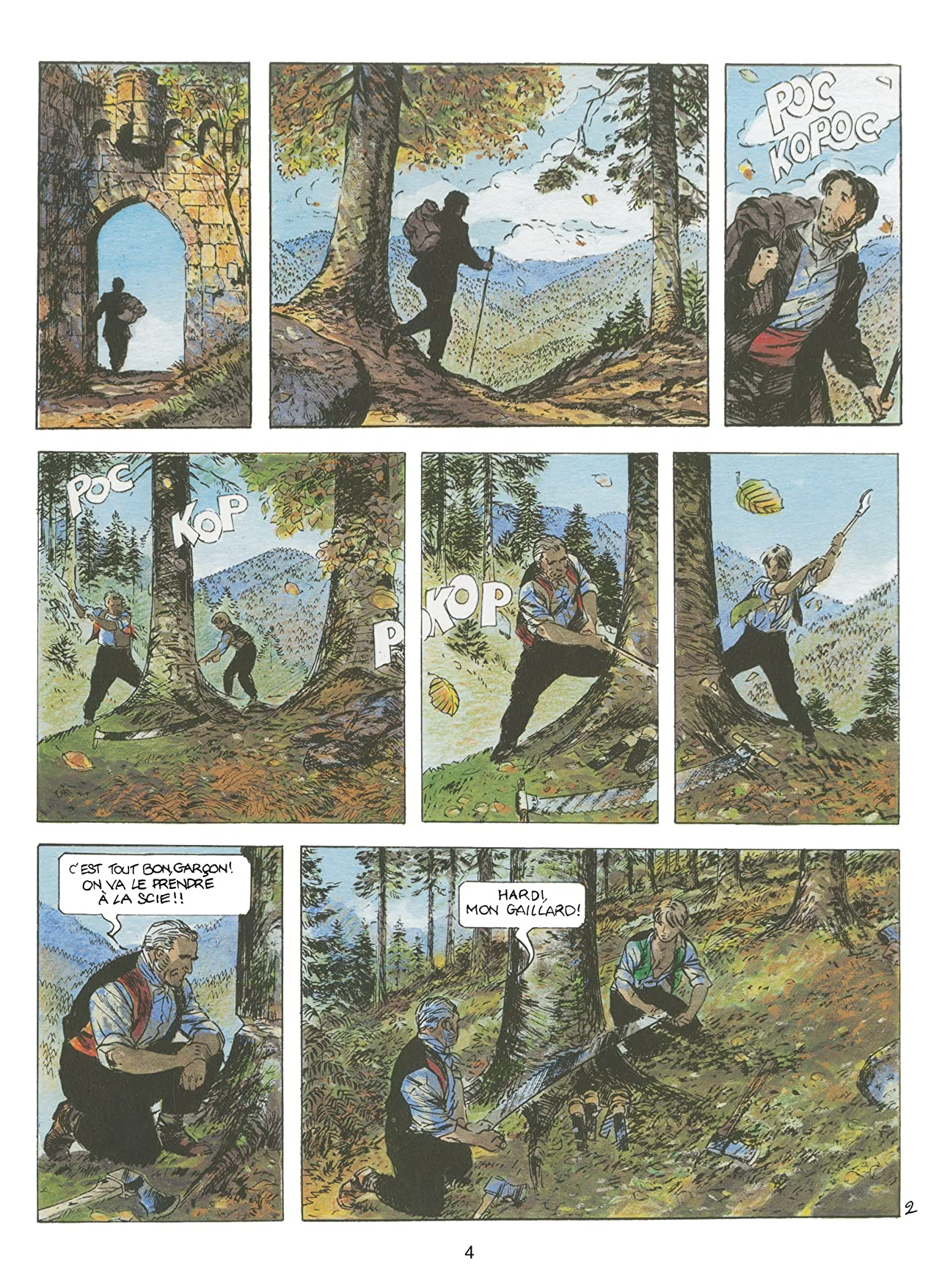 Chroniques de la Maison Le Quéant Tome 7: Coeur aventureux