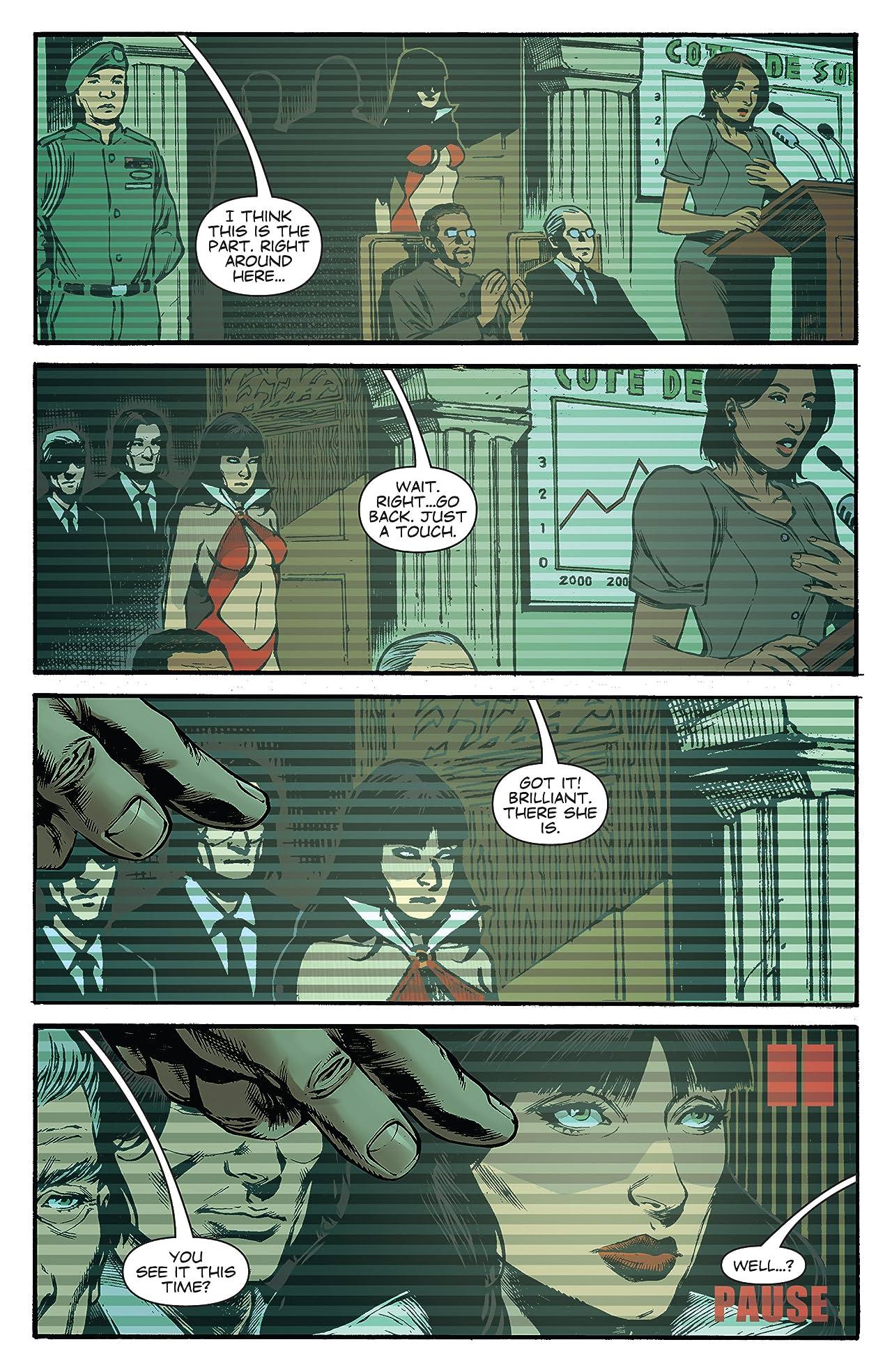 Vampirella #34