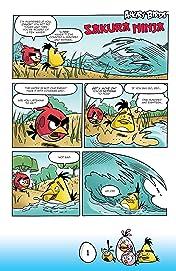 Angry Birds Comics: Game Play No.1