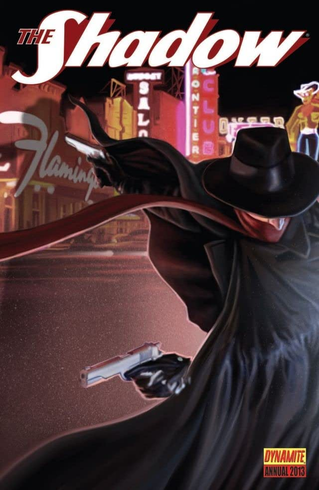 The Shadow Annual 2013: Digital Exclusive Edition