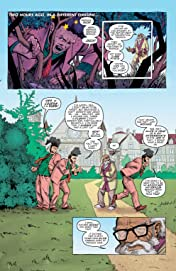 Dirk Gently: The Salmon of Doubt #4