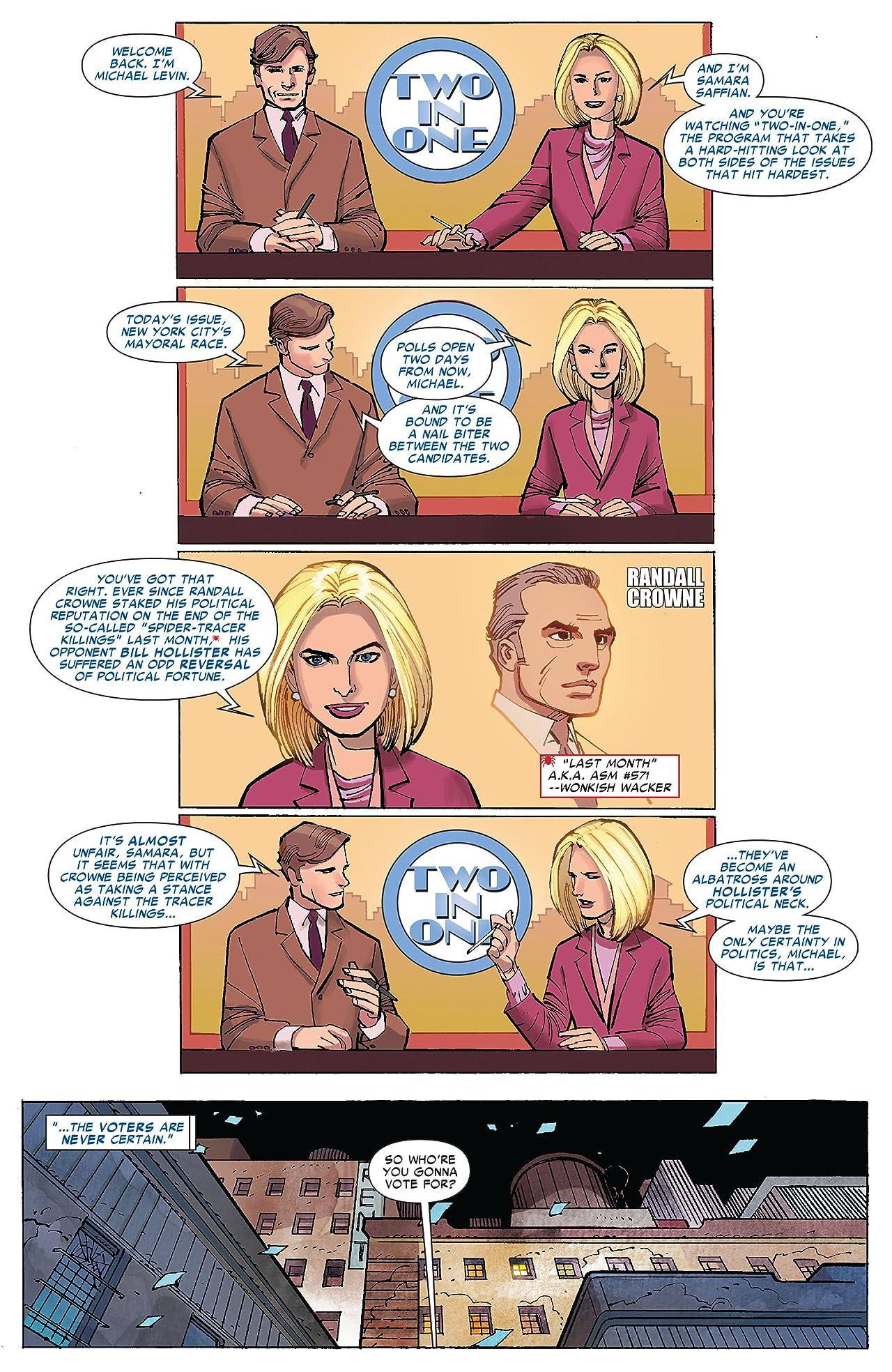 Amazing Spider-Man (1999-2013) #584