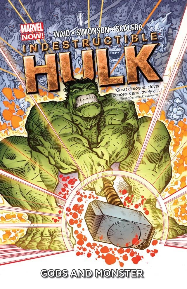 Indestructible Hulk Vol. 2: Gods and Monster