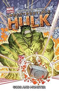 Indestructible Hulk Vol. 2: Gods and Monster