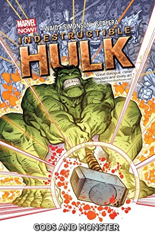 Indestructible Hulk Tome 2: Gods and Monster