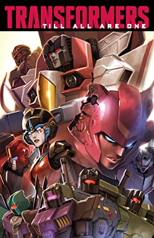 Transformers: Till All Are One Tome 1