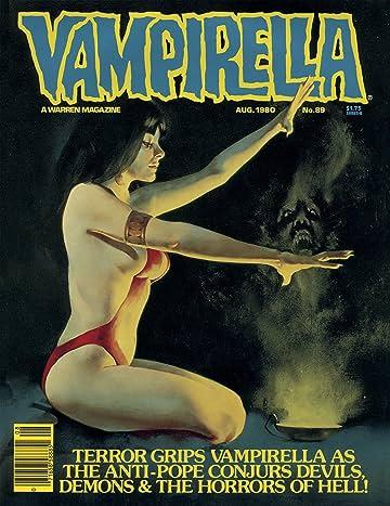 Vampirella (Magazine 1969-1983) #89