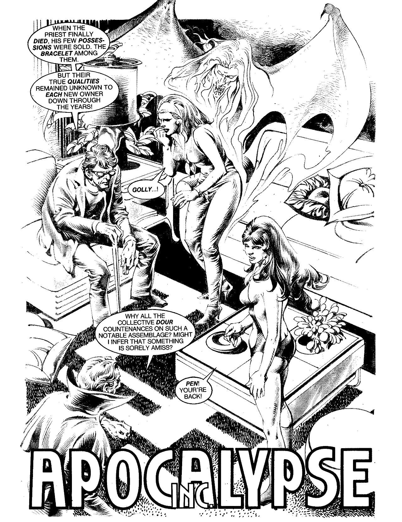 Vampirella (Magazine 1969-1983) #93