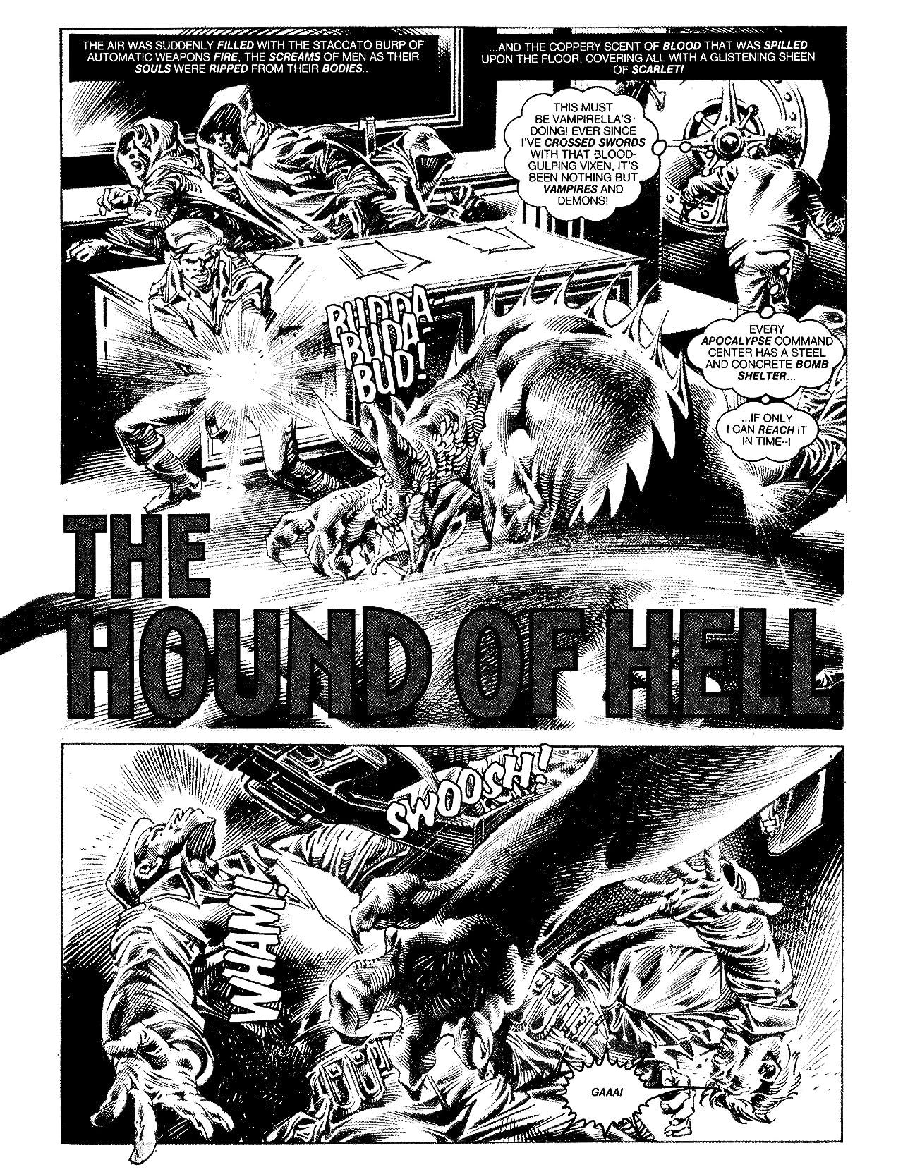 Vampirella (Magazine 1969-1983) #96