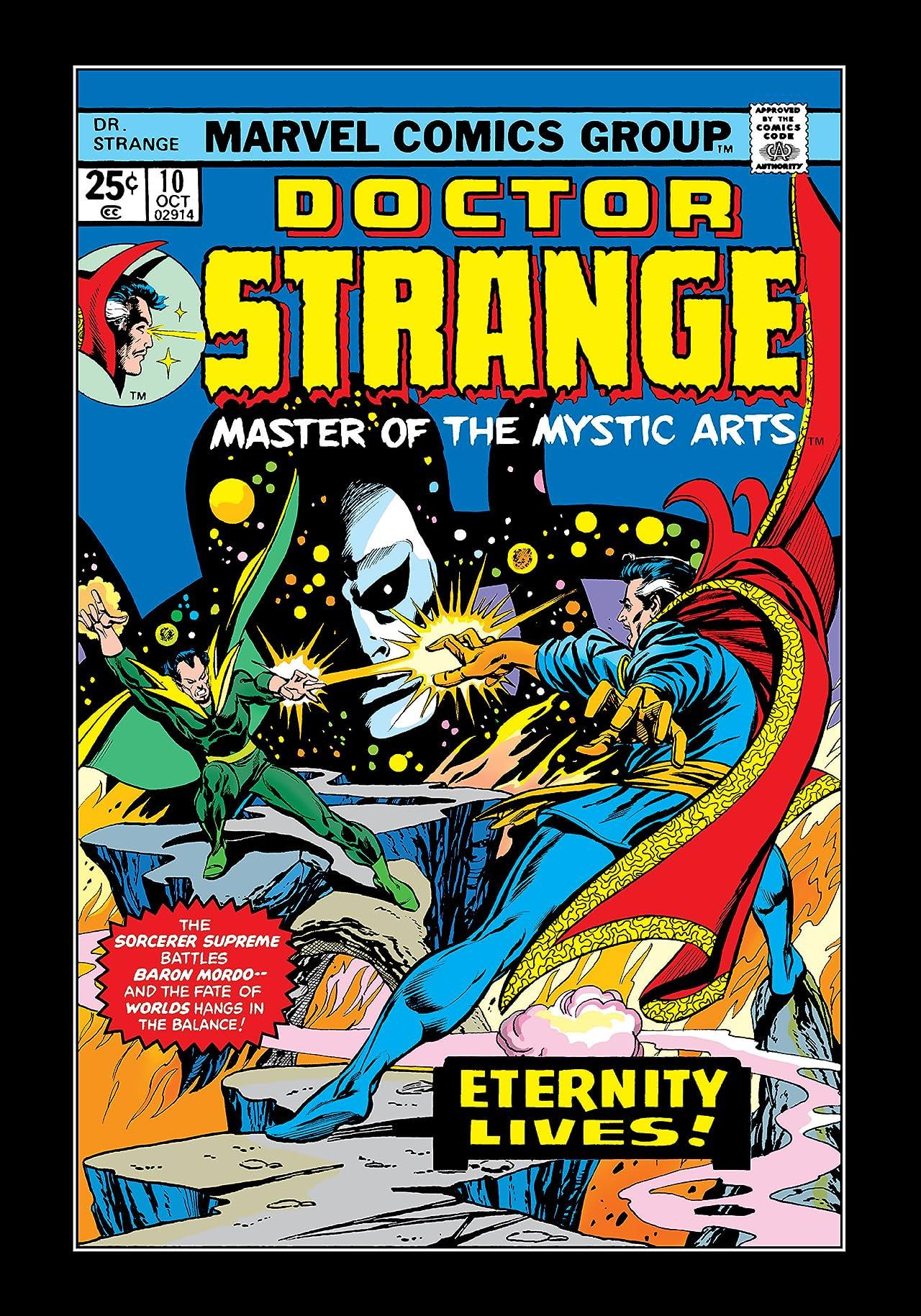 Doctor Strange (1974-1987) #10