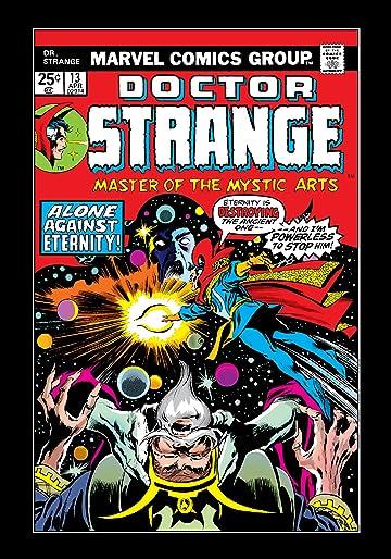 Doctor Strange (1974-1987) #13