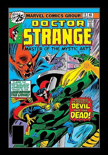 Doctor Strange (1974-1987) #16