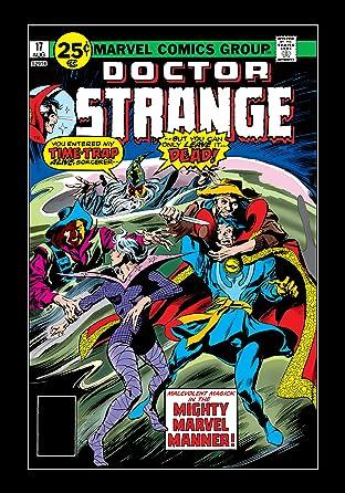 Doctor Strange (1974-1987) #17