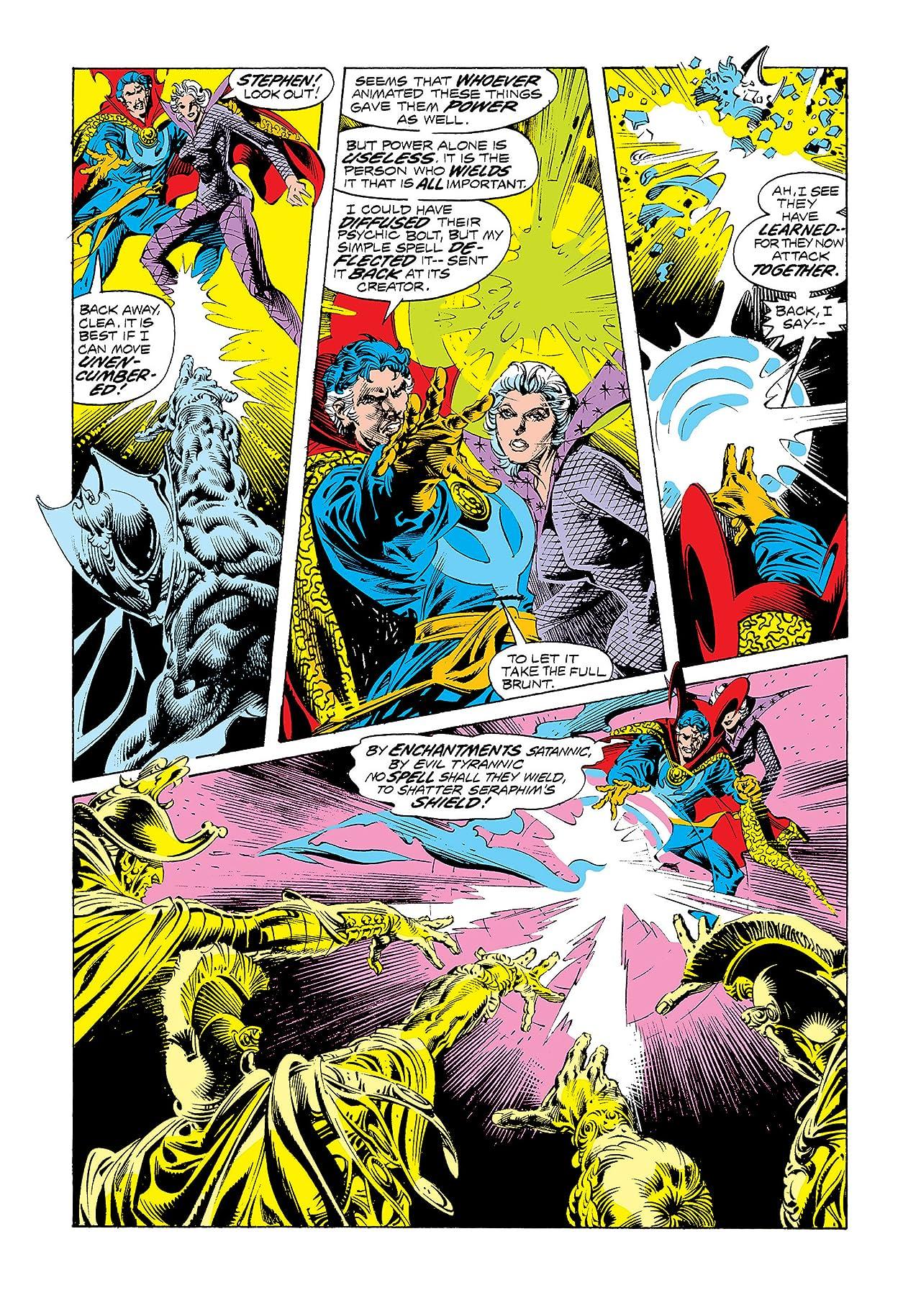 Doctor Strange (1974-1987) #20