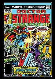 Doctor Strange (1974-1987) #21