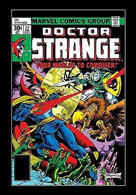 Doctor Strange (1974-1987) #22