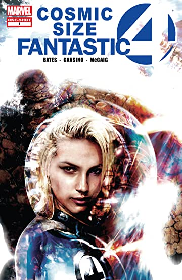 Fantastic Four: Cosmic Size (2008) #1