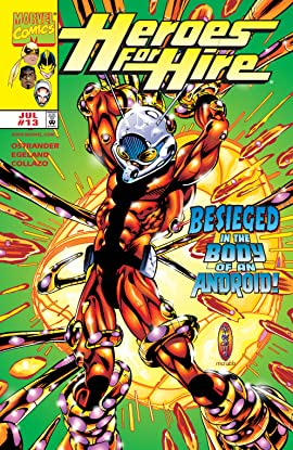 Heroes For Hire (1997-1999) #13