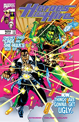 Heroes For Hire (1997-1999) No.17