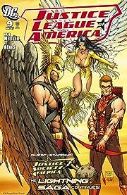 Justice League of America (2006-2011) #9