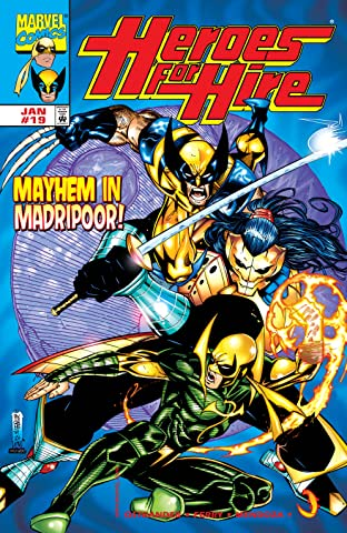 Heroes For Hire (1997-1999) #19