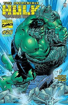 Incredible Hulk (1999-2007) #25