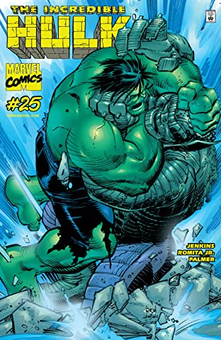 Incredible Hulk (1999-2007) #25