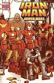 Iron Man & Armor Wars (2009) #1 (of 4)