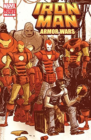 Iron Man & Armor Wars (2009) #1 (of 4)