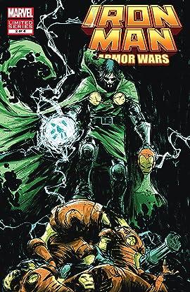 Iron Man & Armor Wars (2009) #2 (of 4)