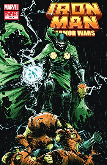 Iron Man & Armor Wars (2009) #2 (of 4)