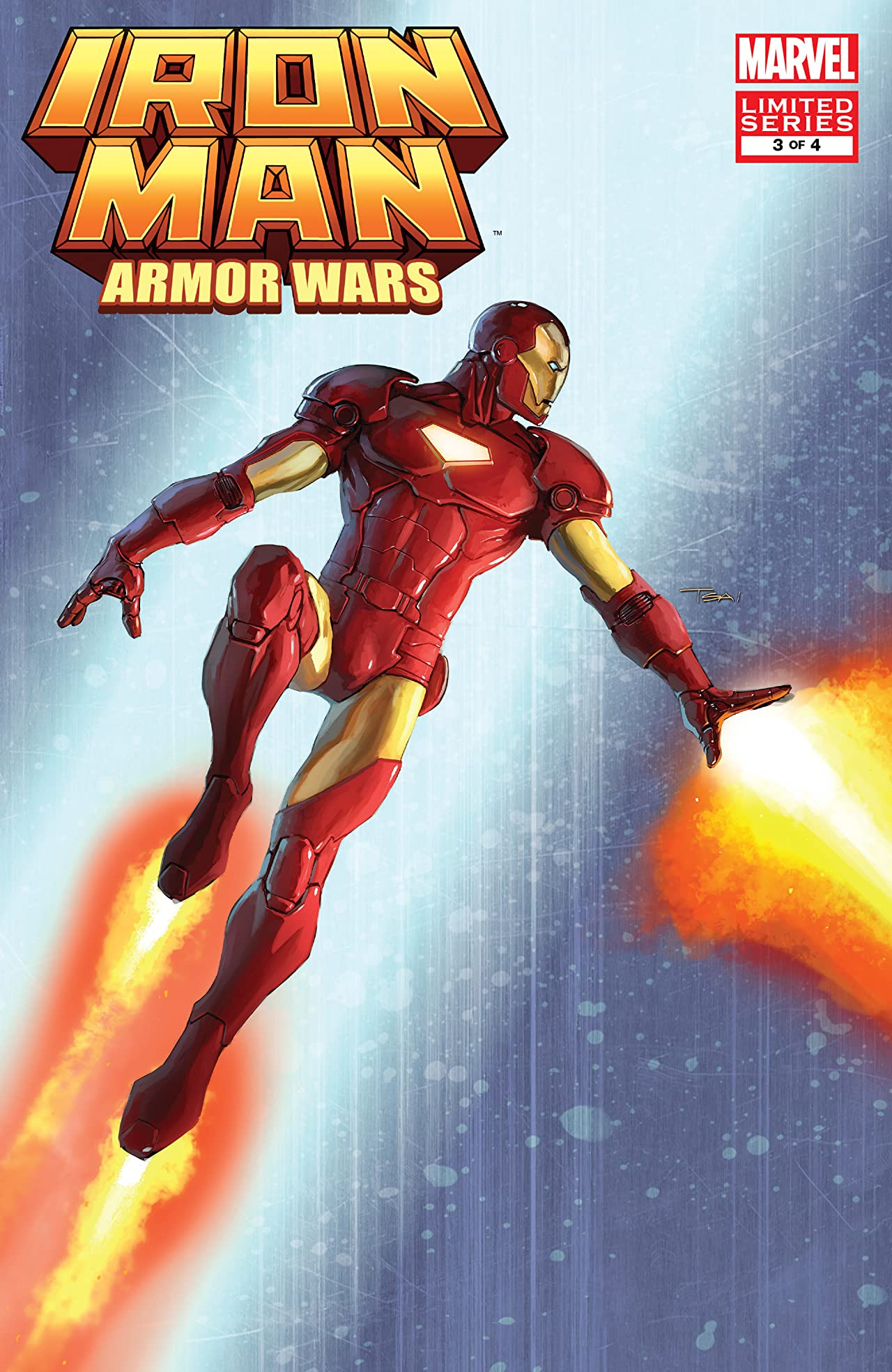 Iron Man & Armor Wars (2009) #3 (of 4)