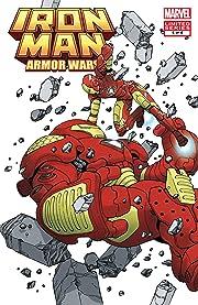 Iron Man & Armor Wars (2009) #4 (of 4)