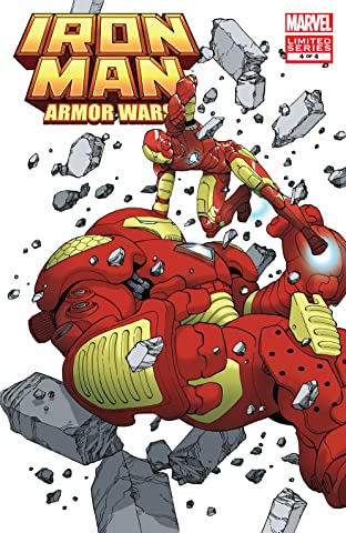 Iron Man & Armor Wars (2009) #4 (of 4)