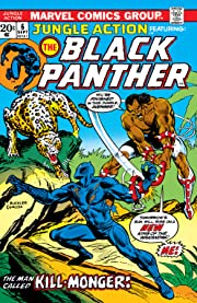 Jungle Action (1973-1976) #6
