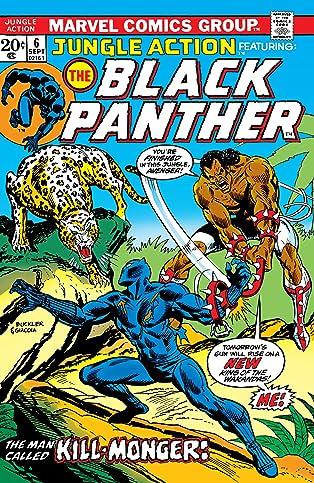 Jungle Action (1973-1976) #6