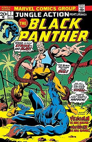 Jungle Action (1973-1976) #7