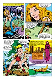 Ka-Zar The Savage (1981-1984) #1