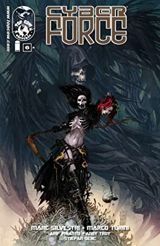 Cyber Force (2012) #6