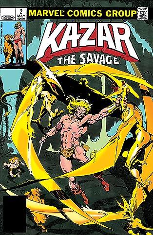 Ka-Zar The Savage (1981-1984) #2