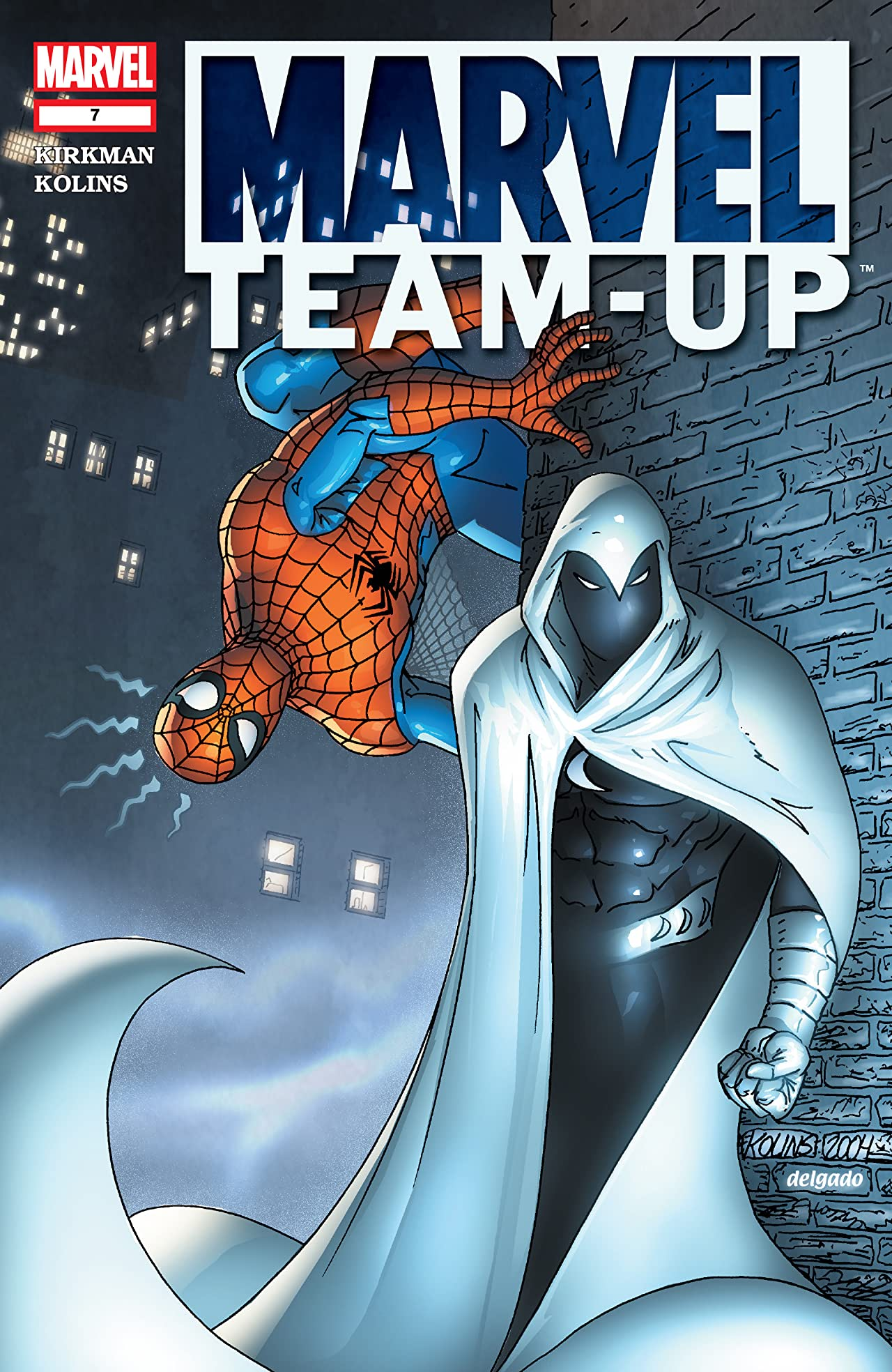 Marvel Team-Up (2004-2006) #7