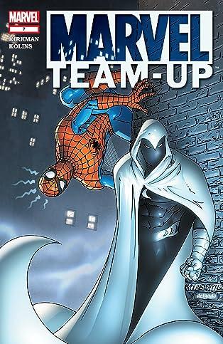 Marvel Team-Up (2004-2006) #7