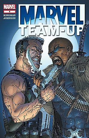 Marvel Team-Up (2004-2006) #8