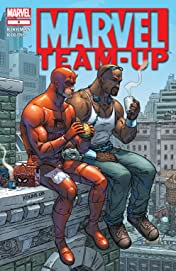Marvel Team-Up (2004-2006) #9