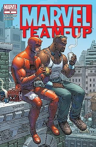 Marvel Team-Up (2004-2006) #9
