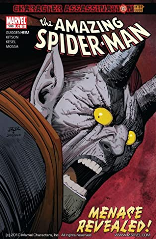Amazing Spider-Man (1999-2013) #586