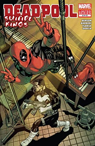 Deadpool: Suicide Kings #2 (of 5)
