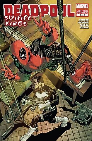 Deadpool: Suicide Kings #2 (of 5)