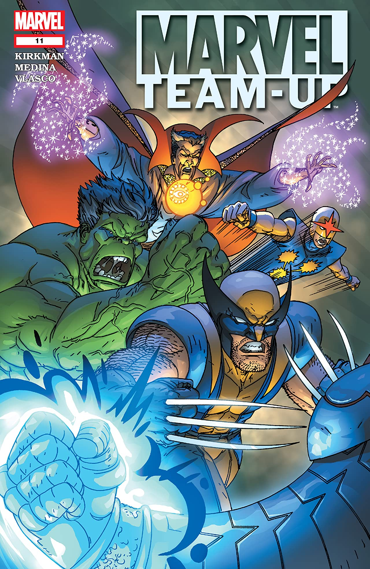 Marvel Team-Up (2004-2006) #11
