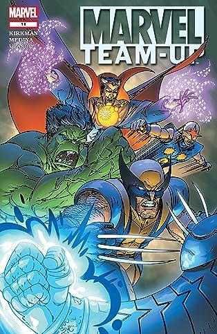 Marvel Team-Up (2004-2006) #11